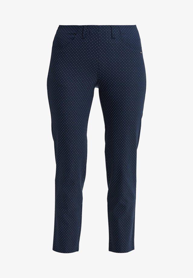 KELLY - Trousers - blue