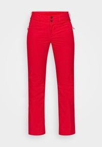 Bogner Fire + Ice - NEDA - Spodnie narciarskie - red - 3