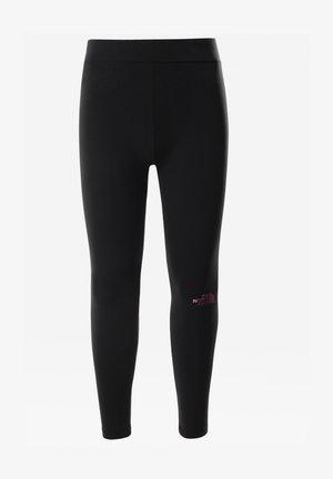 Legging - tnf black/sweet violet