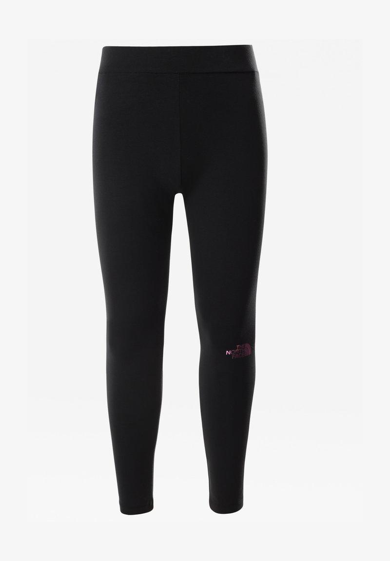 The North Face - DREW PEAK - Legging - tnf black/sweet violet
