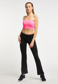 Talence - Top - neon pink - 1