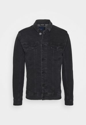 Giacca di jeans - denim black