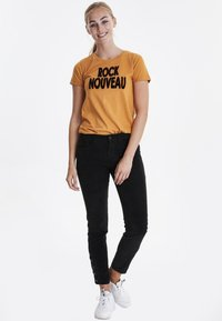 Dranella - DRFEDORA - Slim fit jeans - black - 1