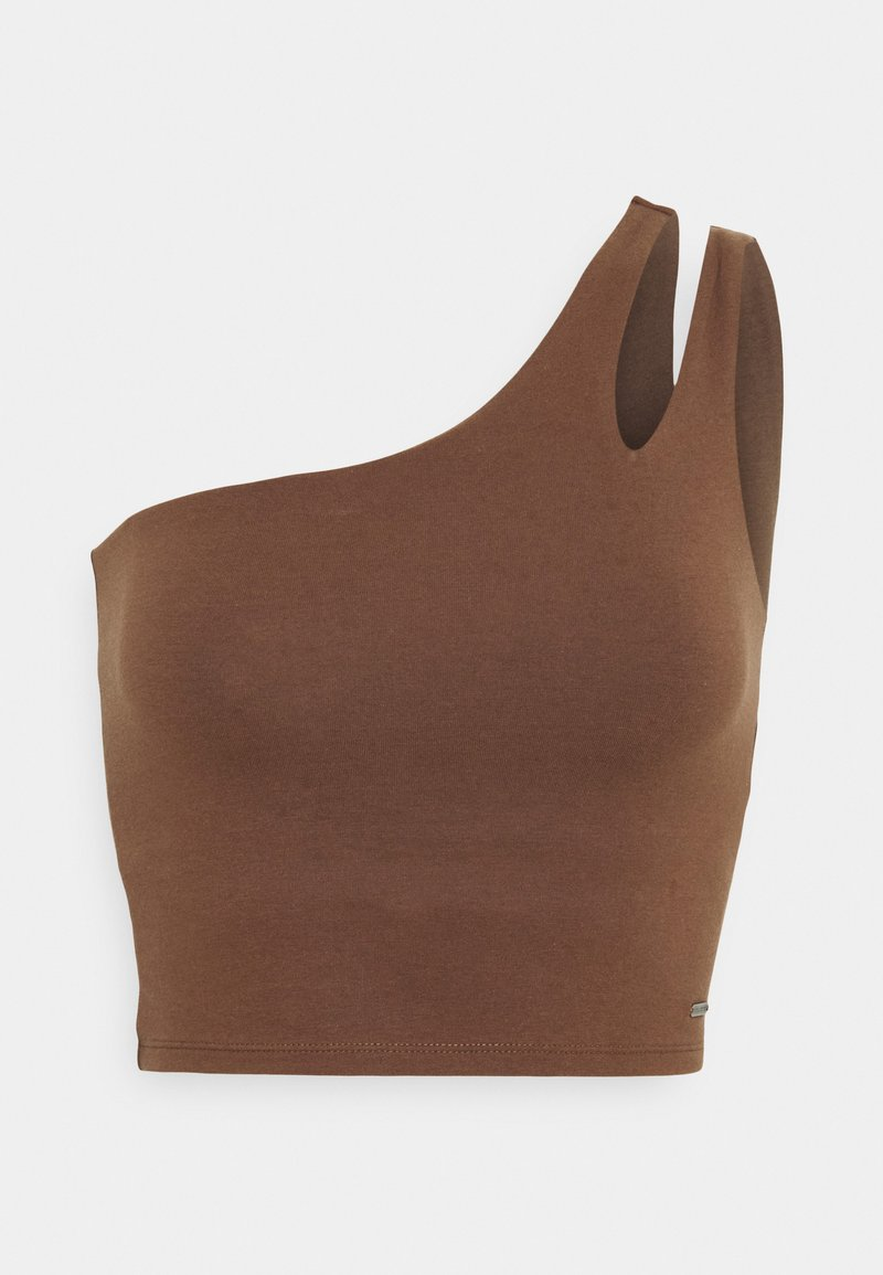 Hollister Co. - Top - brown