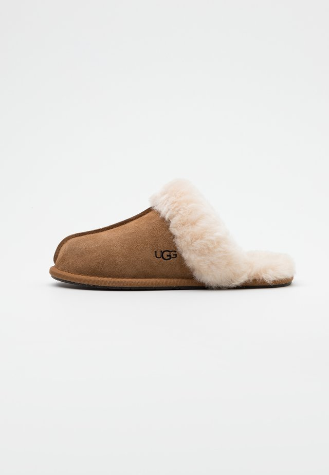 SCUFFETTE  - Slippers - chestnut