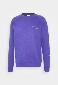 DALTON - Sweatshirt - orient blue