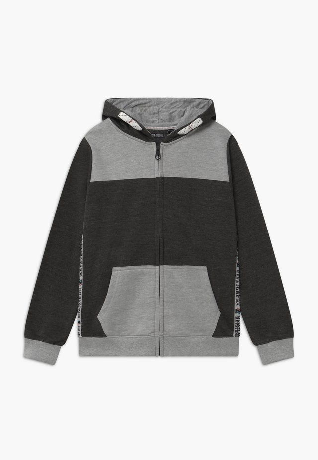 TEEN BOYS - Mikina na zip - dark grey