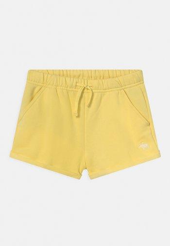 Shorts - lemonade yellow
