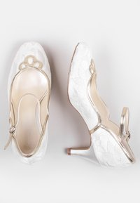Paradox London Pink - ASHANTI - Classic heels - white - 2