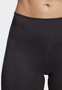 adidas Performance - BELIEVE THIS SOLID  - Collant - black - 3