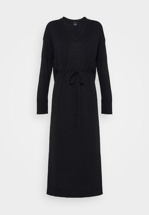 CALAMAI - Jumper dress - schwarz