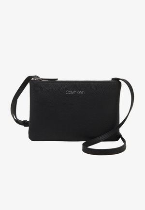 EVERYDAY DUO CROSSBODY - Skulderveske - black
