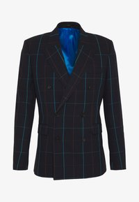Paul Smith - GENTS JACKET CHECKED - Suit jacket - dark blue - 4