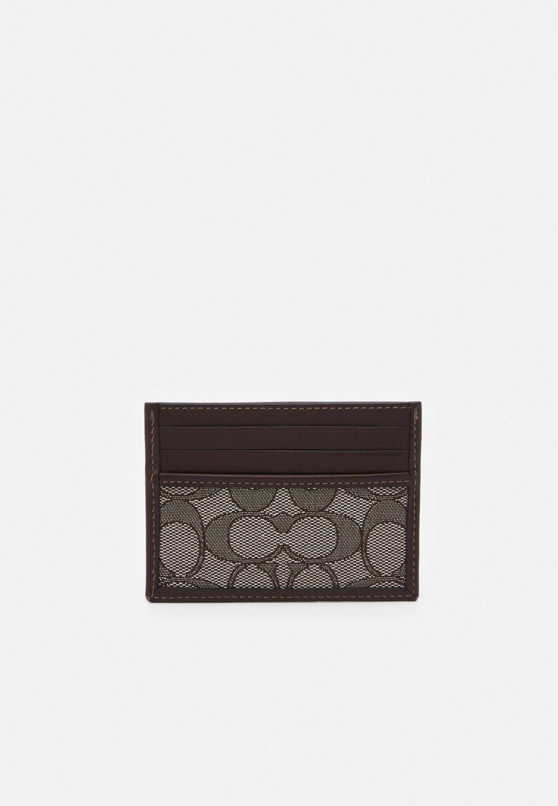 Donna REFINED CARD CASE IN SIGNATURE UNISEX - Portafoglio