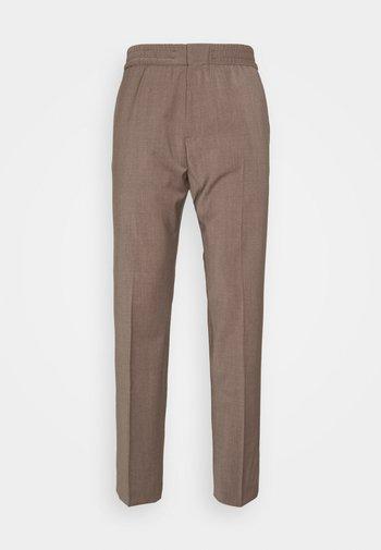 HOWARD - Trousers - light/pastel brown