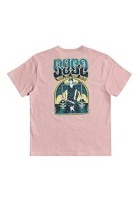 RVCA - MARTIN ANDER ADRESTIA - Print T-shirt - pale mauve - 1
