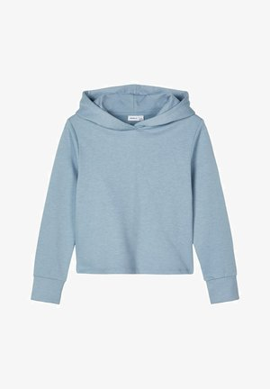 Sweater - dusty blue