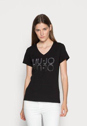 Print T-shirt - nero liujo
