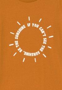 Cotton On - PENELOPE SHORT SLEEVE 3 PACK - T-shirt print - multi-coloured - 3