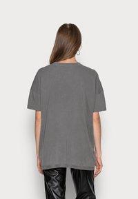 American Vintage - VEGIFLOWER - Basic T-shirt - metal - 2
