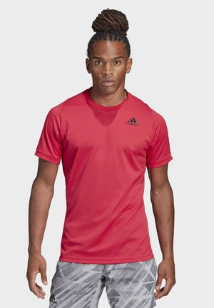 FREELIFT SOLID TENNIS T-SHIRT HEAT.RDY - T-shirt con stampa - pink