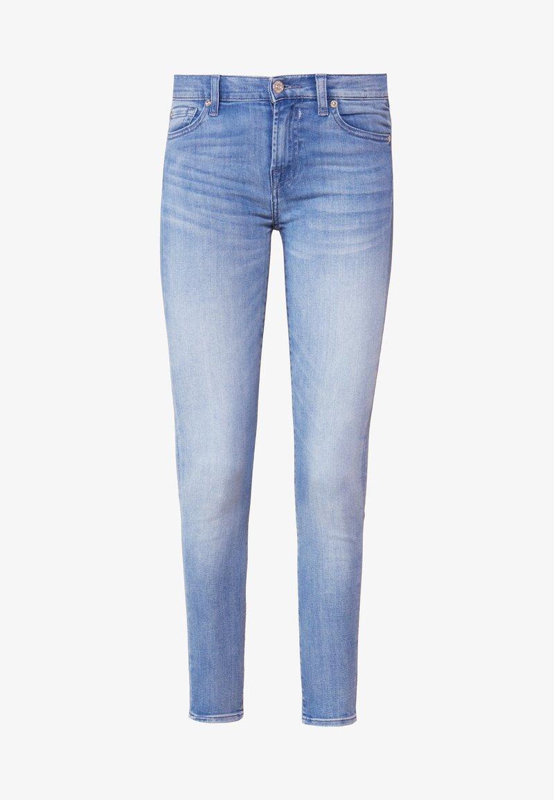 7 for all mankind Jeans Skinny Fit - bair duchess/blue denim IEkRqH