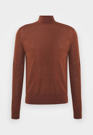 FLEMMING TURTLE NECK - Jumper - cinnamon