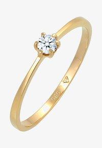 DIAMORE - Ring - white - 4