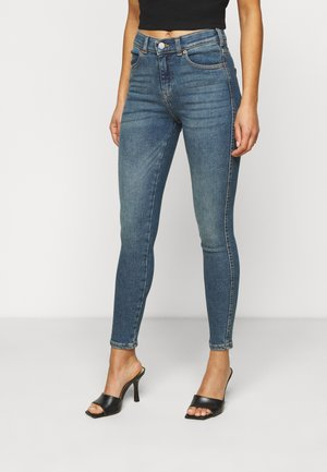 LEXY - Jeans Skinny Fit - eastcoast blue