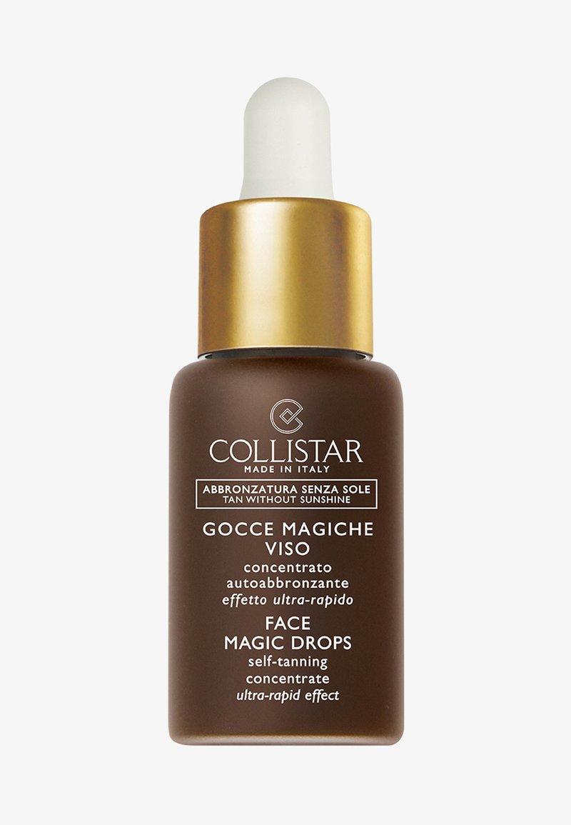 Collistar - MAGIC DROPS - Self tan - -