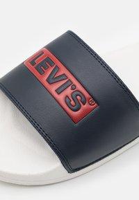 Levi's® - JUNE - Slip-ins - regular white - 5