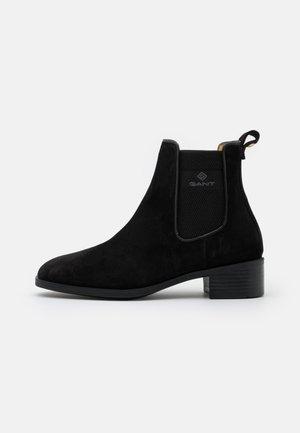 DELLAR - Støvletter - black