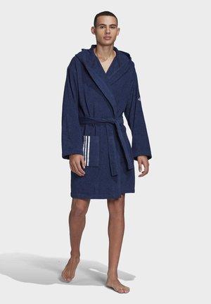U PREMIUM SWIM COTTON BATHROBE - Dressing gown - tech indigo