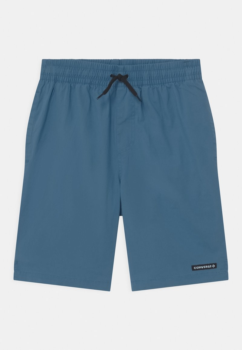 Converse - STRETCH PULL ON UNISEX - Shorts - aegean storm