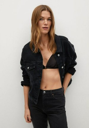 RACHEL - Spijkerjas - black denim