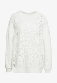 See by Chloé - Sweatshirt - crystal white - 4