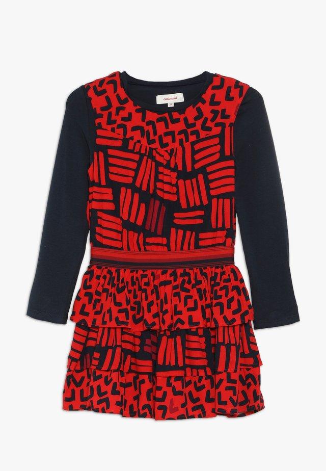 ROBE SET - Day dress - rouge