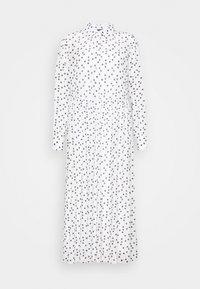 Bruuns Bazaar - THORA ALASKA DRESS - Shirt dress - white - 5
