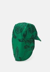 Mini Rodini - TIGERS UV UNISEX - Sombrero - green - 1