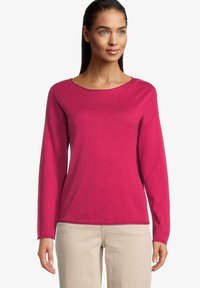 Betty & Co - Jumper - lipstick pink - 0