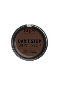 Nyx Professional Makeup - CAN'T STOP WON'T STOP POWDER FOUNDATION - Powder - CSWSPF24 deep espresso - 1