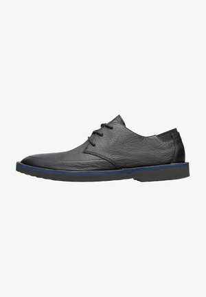 MORRYS - Casual lace-ups - black