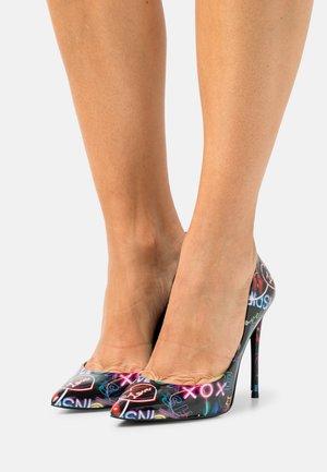 STESSY - High heels - multi-coloured