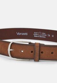 Vanzetti - Belt - cognac - 2