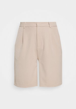 ONLIVY TAILORED  - Shorts - beige