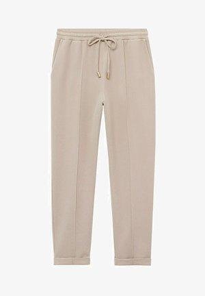 FLORIDA - Pantalones deportivos - gris claro/pastel