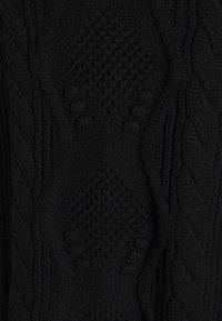 GAP - CABLE TURTLENECK - Trui - true black - 6