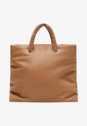NORDIC - Tote bag - brown