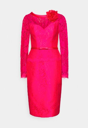 CAPEL - Cocktailjurk - shocking pink
