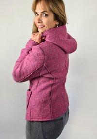 Heimatliebe - Light jacket - pink - 2